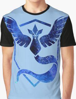 Blue Team Graphic T-Shirt