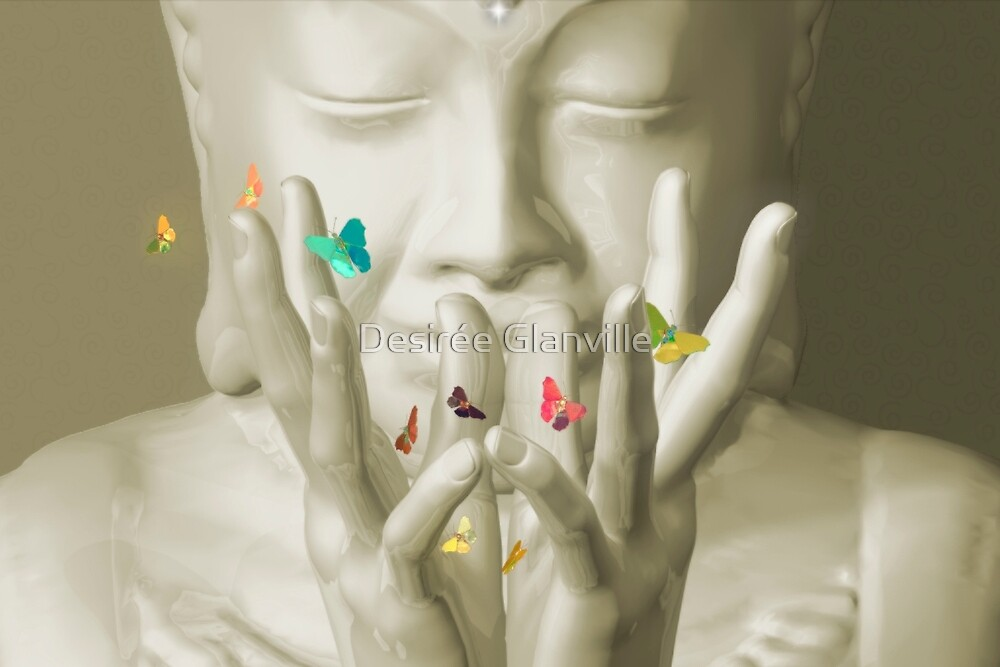 The Lotus Mudra by Desirée Glanville