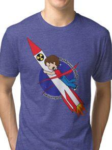 Jwiuanyiscl DatRussianHobo Tri-blend T-Shirt
