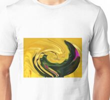Swirling Colors Unisex T-Shirt