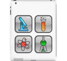 SCIENCE  lab stuff iPad Case/Skin