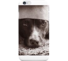 Stan the Dog - You Can't See Me! iPhone Case/Skin