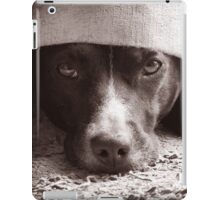 Stan the Dog - You Can't See Me! iPad Case/Skin