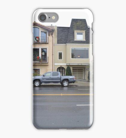 homes in San Fran iPhone Case/Skin