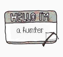 Hello I'm [A Hunter] Kids Clothes