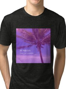 """Sunrays (Single)"" Album Cover Tri-blend T-Shirt"