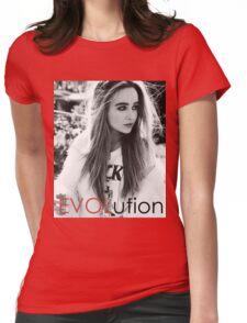 sabrina carpenter Womens Fitted T-Shirt