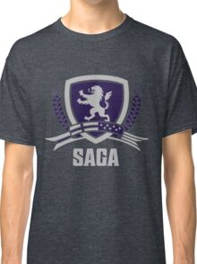 SAGA Official Merchandise BLACK Classic T-Shirt