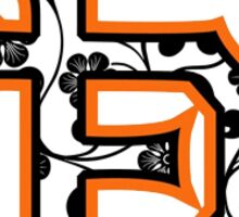 San Francisco Giants logo Sticker