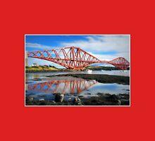 Iconic Forth Rail Bridge Unisex T-Shirt