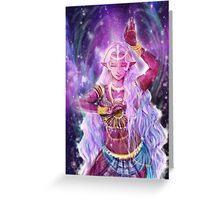 Allura, Indian Princess Greeting Card