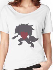 Simplistic Zorua evolution line Women's Relaxed Fit T-Shirt