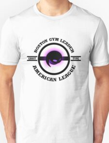 Boston Gym Leader - Ghost Unisex T-Shirt