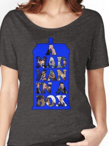 A mad man in a box Women's Relaxed Fit T-Shirt