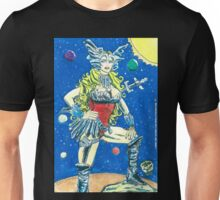 Bad Girls of Motion Pictures #1 (of 9)- Saint Exmin Unisex T-Shirt