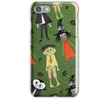 Monster Mashup iPhone Case/Skin