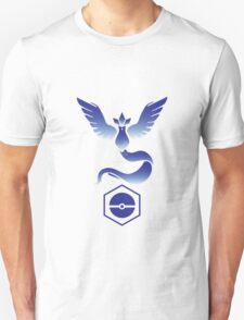 Pokemon Go! Team Mystic!!! Unisex T-Shirt
