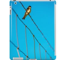 Bird and Blue Sky iPad Case/Skin