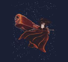 Space Pirate by salvatrane
