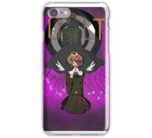 Dangan ronpa ( chihiro fujisaki and mondo oowada) iPhone Case/Skin