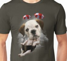 BULLDOG PARACHUTING Unisex T-Shirt