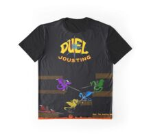 Duel Jousting Arena Graphic T-Shirt