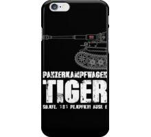 TIGER TANK iPhone Case/Skin
