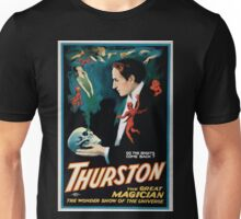 Performing Arts Posters Thurston the great magician the wonder show of the universe 1637 Unisex T-Shirt
