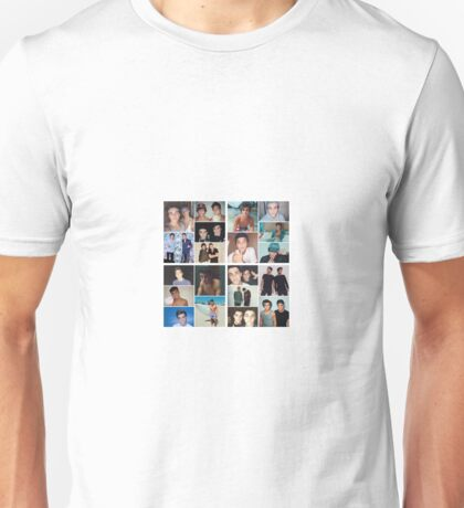 Dolan Twins Collage  Unisex T-Shirt