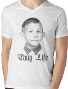 Dewey thug life Mens V-Neck T-Shirt