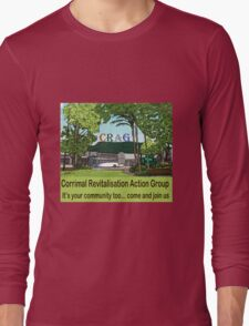 It's your community too  Long Sleeve T-Shirt