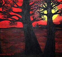 BAOBAB ALLEY by Mariaan M Krog Fine Art Portfolio