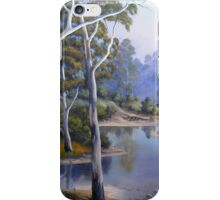 Winding River iPhone Case/Skin