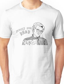 JUSTICE FOR BARB (minimal) Unisex T-Shirt