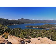 Big Bear Lake Photographic Print
