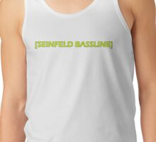 Seinfeld Bassline Closed Caption Tank Top
