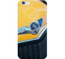 1934 Pontiac 8 Touring Sedan Emblem iPhone Case/Skin