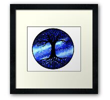 Touch The Stars_4 Framed Print