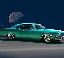 1963 Chevrolet Impala Custom by DaveKoontz