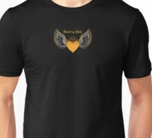 Heart Of Gold Unisex T-Shirt