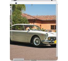 1967 Ferrari GTB4 iPad Case/Skin