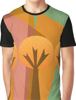 Seasons - Autumn Graphic T-Shirt