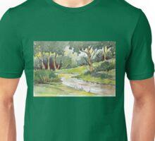 Let's take a walk Unisex T-Shirt