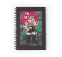 Inky Octoling Spiral Notebook