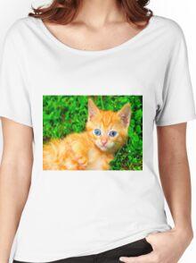 neon kitten Women's Relaxed Fit T-Shirt