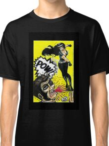 Bad Girls of Motion Pictures #3 (of 9)- Varla Classic T-Shirt
