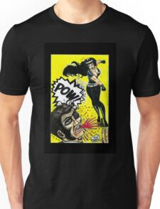 Bad Girls of Motion Pictures #3 (of 8)- Varla Unisex T-Shirt
