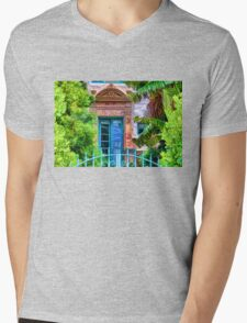 Beyond The Gate  Mens V-Neck T-Shirt