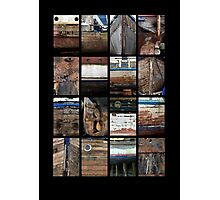 The Old Boat Yard 1 'The Collection' Photographic Print