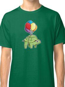 Turtle - Balloon Fun Classic T-Shirt